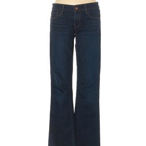 Gap 1969 Sexy Boot Jeans Dark Wash Low Rise